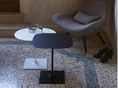 - Square aluminium coffee table PIN | Square coffee table - iCarraro italian makers