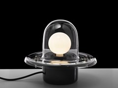 - Halogen blown glass table lamp HATS | Halogen table lamp - Lasvit