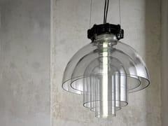 - Borosilicate glass pendant lamp TRANSMISSION | Pendant lamp - Lasvit