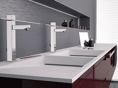 - Countertop single handle washbasin mixer OXY | Countertop washbasin mixer - Daniel Rubinetterie