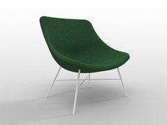 - Upholstered easy chair AUKI | Easy chair - Lapalma