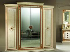 Armadio in legno con specchioLEONARDO | Armadio con specchio - ARREDOCLASSIC