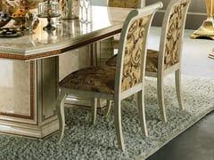 - Upholstered chair LEONARDO | Chair - Arredoclassic