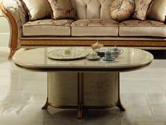 Tavolino ovale da salottoMELODIA | Tavolino - ARREDOCLASSIC