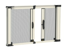 - Sliding insect screen with guide system VALERIA BASIC - Mv Line