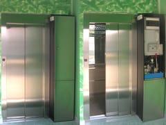 Ascensore idraulico ECOFLUID - MEDIALIFT