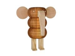 - Handmade wooden floor lamp ELEPHANT LS - LZF