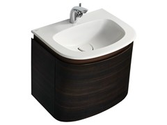 - Single wall-mounted vanity unit DEA - T7850 - Ideal Standard Italia