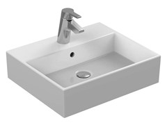 - Rectangular single ceramic washbasin STRADA - K0777 - Ideal Standard Italia