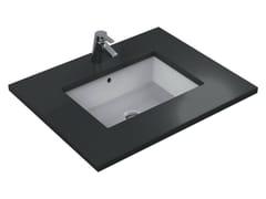 - Undermount rectangular washbasin STRADA - K0779 - Ideal Standard Italia