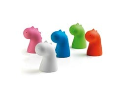 - Polyethylene decorative object DRAGHETTO - PLUST Collection by euro3plast