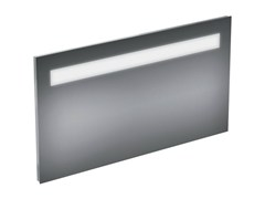 - Wall-mounted bathroom mirror with integrated lighting STRADA - K2674 - Ideal Standard Italia