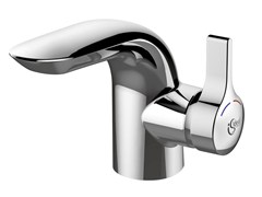 - Countertop washbasin mixer with temperature limiter MELANGE - A6117 - Ideal Standard Italia