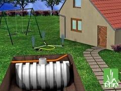 Impianto automatico per il recupero e riutilizzo acque IRRIGA PLUS - Redi