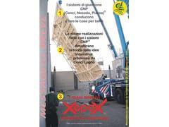 Giunzione a scomparsa per strutture in legnoSISTEMI CNP (Cenci,Noseda,Piazza)® - CENCI LEGNO