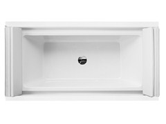 - Built-in rectangular bathtub SUNDECK   Built-in bathtub - DURAVIT