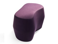 - Fabric pouf ROCK'D - Abstracta