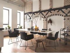 - Rectangular wooden table JALIS | Rectangular table - COR Sitzmöbel Helmut Lübke