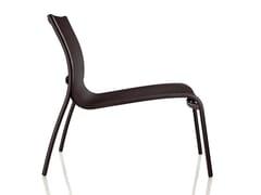 - Aluminium garden armchair PASO DOBLE | Garden armchair - Magis
