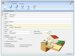 Calcolo impianto di condizionamento estivoEC714  IMPIANTI GEOTERMICI - EDILCLIMA