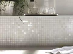 - Mosaico de grés porcelânico CONCRETA | Mosaico - MARAZZI