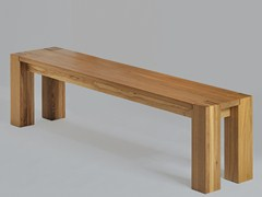 Wooden bench TAURUS | Bench - Vitamin design