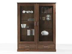 - Wooden display cabinet COLONIA 2011 - Riva 1920