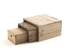 - Wooden coffee table BRIC-A-BRAC - Riva 1920