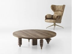 - Round MDF coffee table MULTILEG | MDF coffee table - BD Barcelona Design