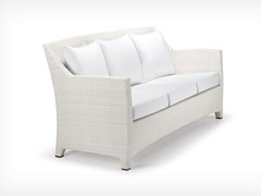 - 3 seater garden sofa BARCELONA | 3 seater sofa - Dedon