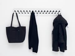 - Laminate coat rack PONOQ | Wall-mounted coat rack - Karl Andersson & Söner