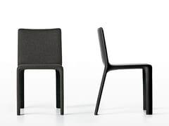 - Upholstered fabric chair JOKO | Fabric chair - Kristalia