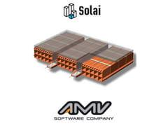 Verifica e disegno di solaiSOLAI - AMV