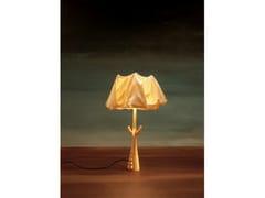 - Wooden table lamp MULETAS Y CAJONES | Table lamp - BD Barcelona Design