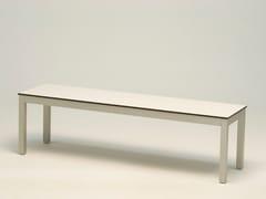 - Laminate garden bench ADRIA | Laminate garden bench - FISCHER MÖBEL