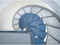 Gradini ergonomici per scala a chiocciola 2:EASY FONTANOT - Fontanot - Albini & Fontanot