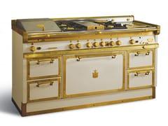 Cucina a libera installazione og168 acquamarina officine gullo - Officine gullo cucine prezzi ...