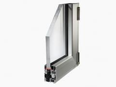 Finestra alluminio a taglio termicoMATIC 62TT - ALSISTEM