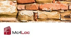 Masonry and mixed construction calculation Mc4Loc - MC4SOFTWARE ITALIA
