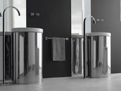 - Floor standing washbasin tap SADE | Floor standing washbasin tap - Graff Europe West