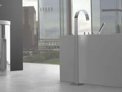 - Floor standing bathtub set with hand shower SADE | Floor standing bathtub set - Graff Europe West