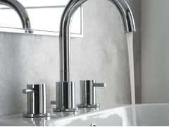 - 3 hole countertop washbasin tap M.E. | Washbasin tap - Graff Europe West