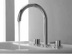 - 3 hole washbasin tap M.E. 25 | Washbasin tap - Graff Europe West