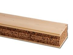 Pannello isolante autoportante in legnoSAPILIEGE® - SIMONIN