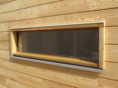 Inquadramento in legno per finestreInquadramento per finestre - SIMONIN