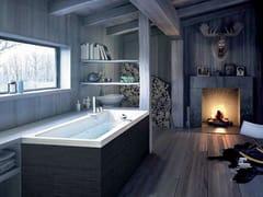 - Whirlpool bathtub URBAN-B | Bathtub - Glass 1989