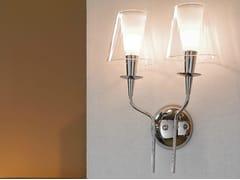 - Pyrex® wall light OPERA   Wall light - Metal Lux di Baccega R. & C.