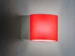 - Stained glass wall light BRICK | Wall light - Metal Lux di Baccega R. & C.