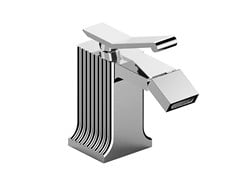 - Chrome-plated 1 hole bidet mixer CASANOVA 3602MC - RUBINETTERIE STELLA