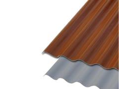 Pannello di copertura in laminato plastico opacoGUTTASCUDO® - GUTTA ITALIA